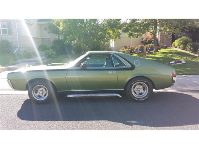 1969 AMC AMX | 758370