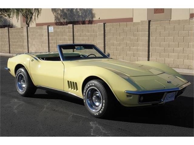 1968 Chevrolet Corvette | 758379