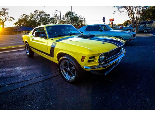 1970 Ford Mustang | 758407