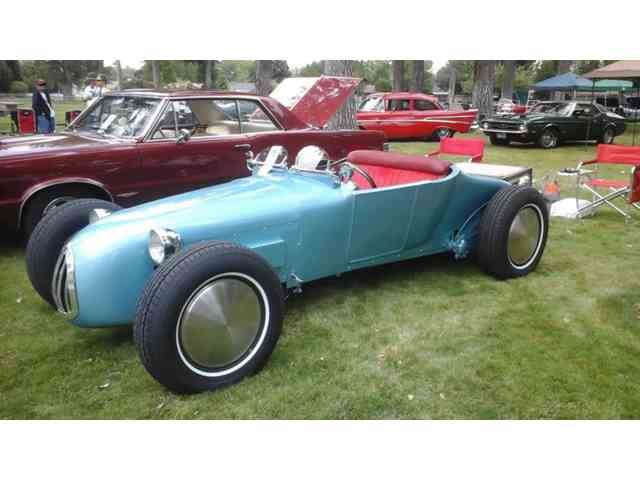 1927 Ford Trac-T Roadster   758408