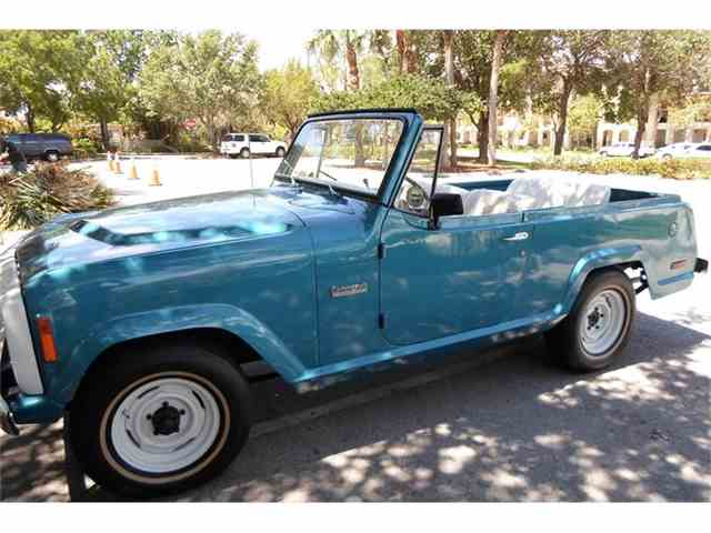 1973 Jeep Jeepster Commando | 758417