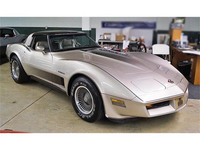1982 Chevrolet Corvette | 758441