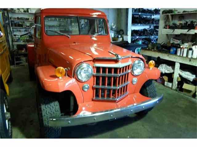 1958 Willys Pickup | 758445