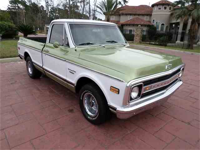 Picture of Classic 1970 C/K 10 located in Texas - $24,900.00 - G996
