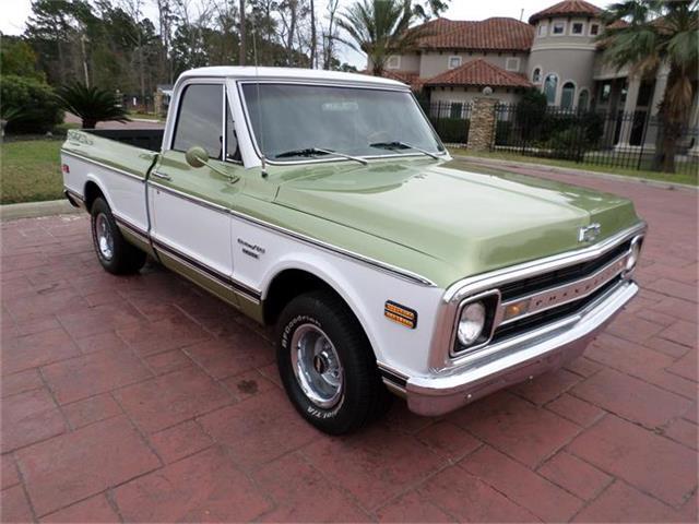 1970 Chevrolet C/K 10 | 758490