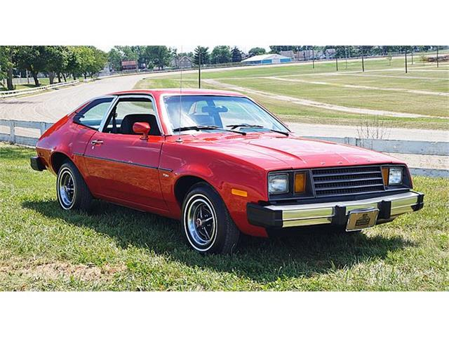 1980 Ford Pinto | 758515
