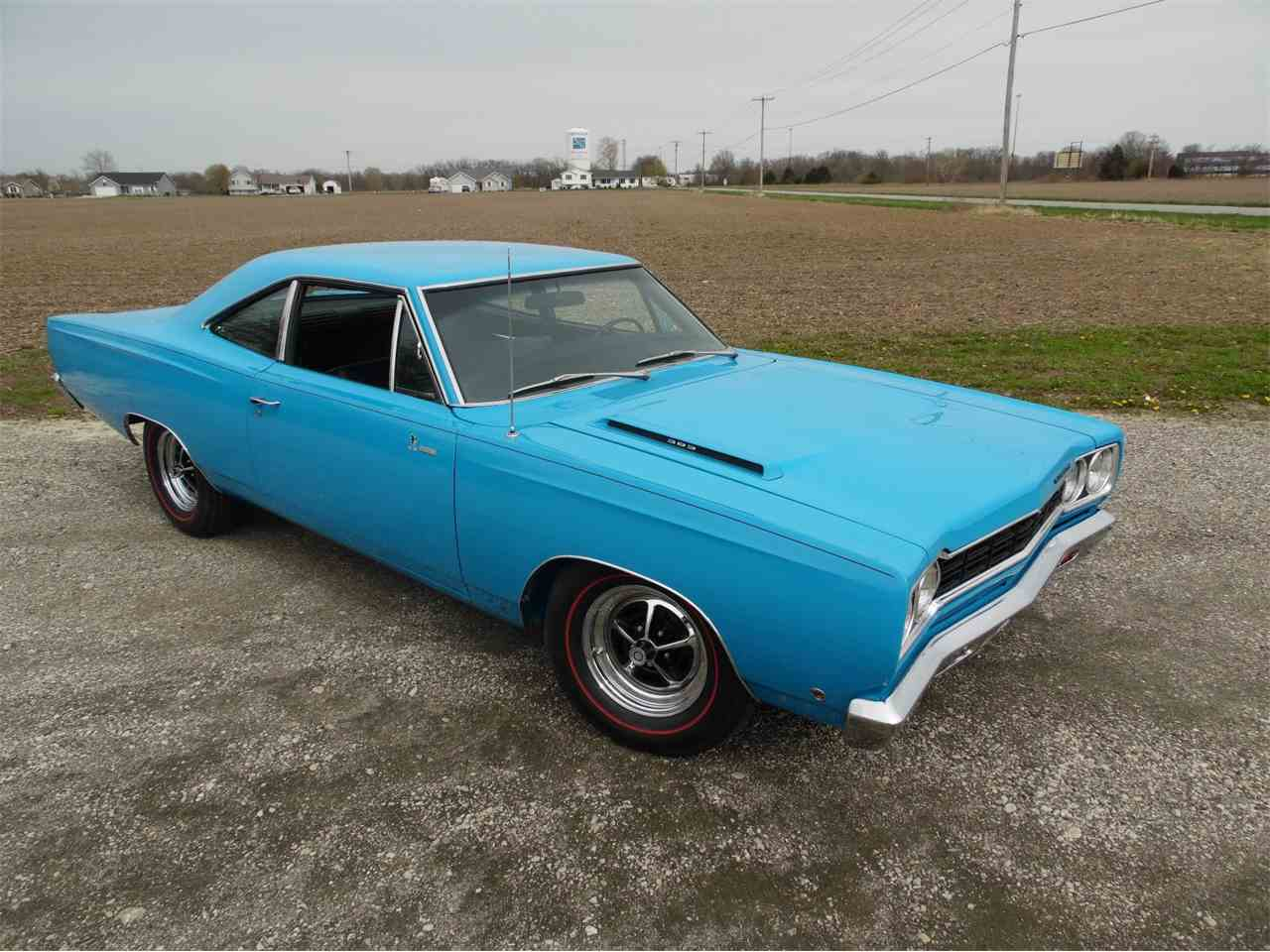 1968 plymouth road runner for sale cc 758516. Black Bedroom Furniture Sets. Home Design Ideas