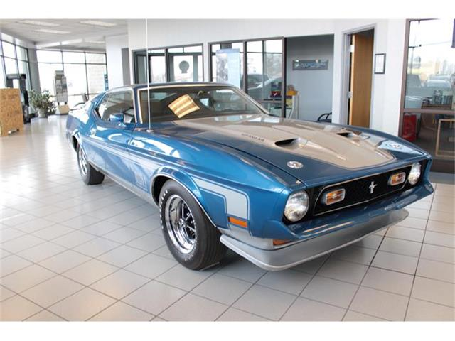 1971 Ford Mustang | 758523