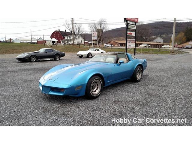 1980 Chevrolet Corvette | 758524