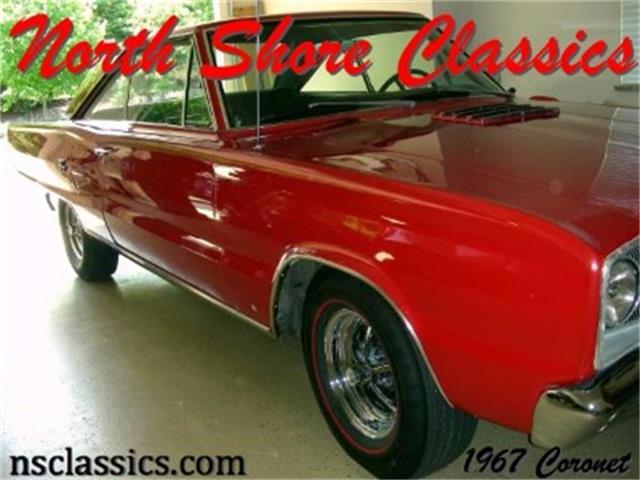1967 Dodge Coronet | 758555
