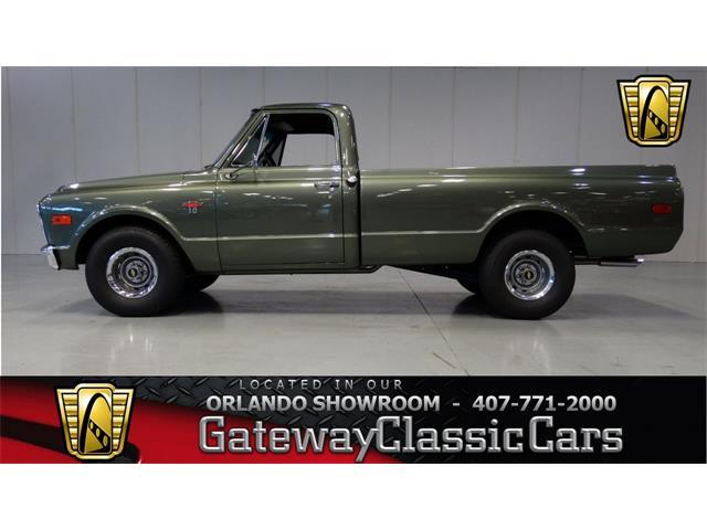 1968 Chevrolet C/K 10 | 750863