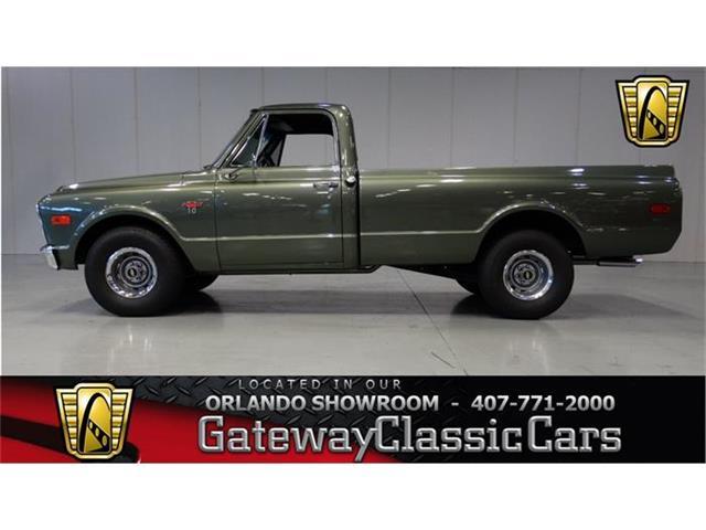 1968 Chevrolet C/K 10   750863