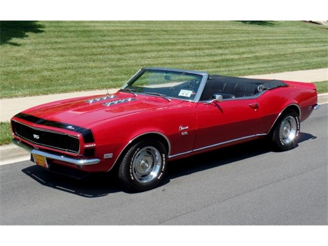 1968 Chevrolet Camaro | 758652