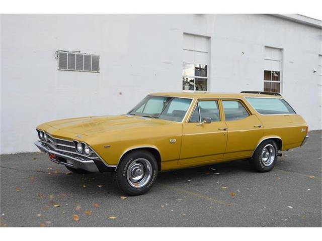 1971 Chevrolet Chevelle | 758668