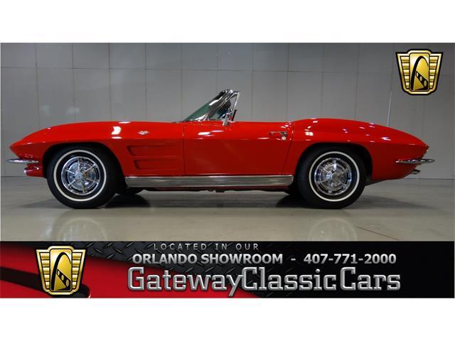 1963 Chevrolet Corvette | 750869