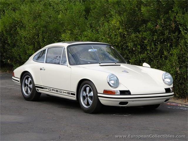1966 Porsche 911 Prototype   758697