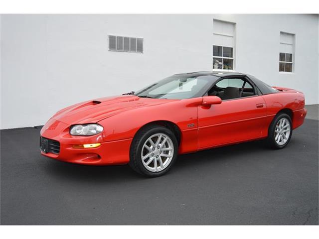 2001 Chevrolet Camaro | 758710
