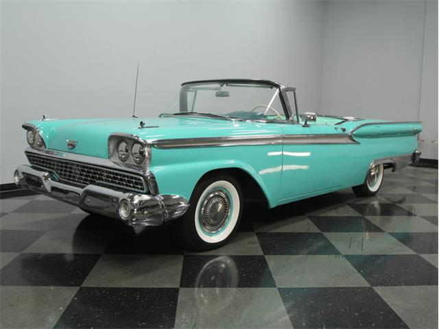 1959 Ford Galaxie Skyliner Retractable | 758792