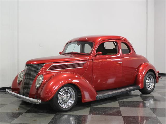 1937 Ford Coupe | 758796