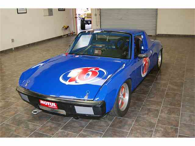 Picture of 1973 Porsche 914 located in Fallbrook California Offered by CPR Classic Sales - G9HQ