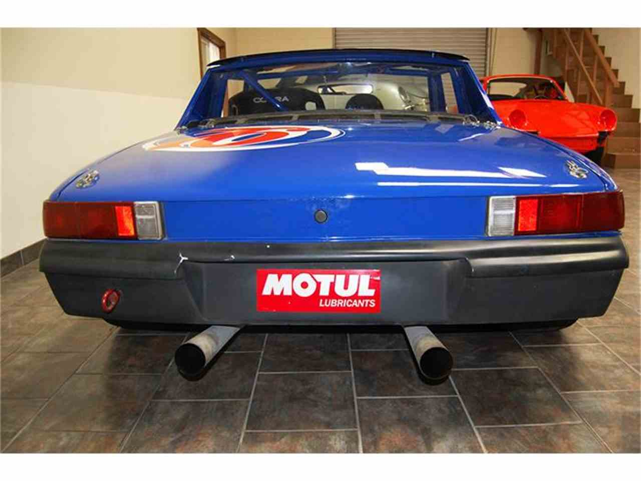 Large Picture of Classic 1973 Porsche 914 located in Fallbrook California Offered by CPR Classic Sales - G9HQ