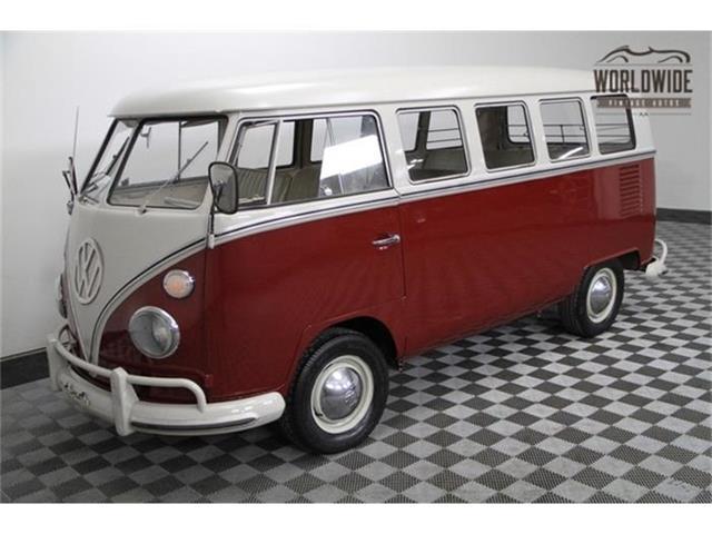 1967 Volkswagen Bus   758804
