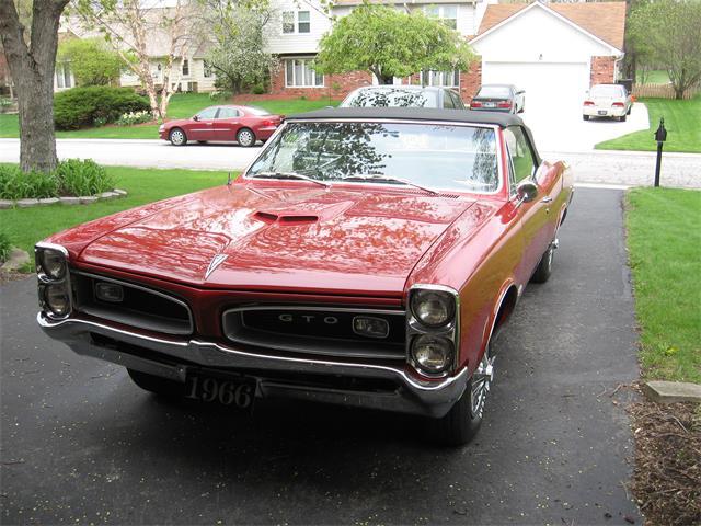 1966 Pontiac GTO | 758830