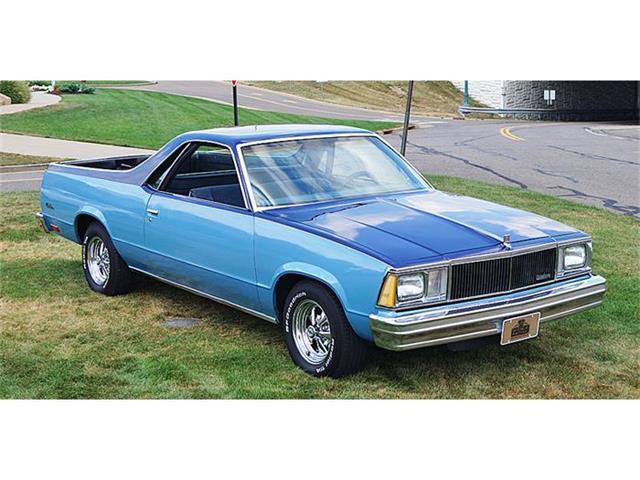 1980 GMC Caballero | 758838