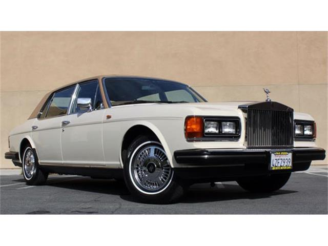 1986 Rolls-Royce Silver Spur | 758839