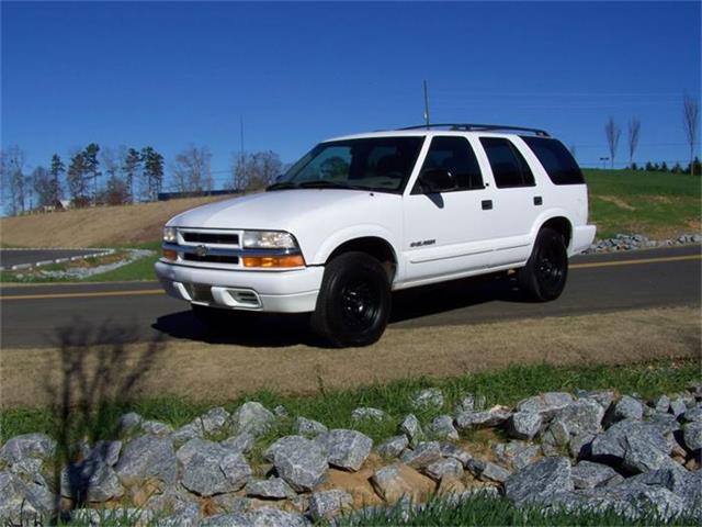 2002 Chevrolet Blazer | 758876
