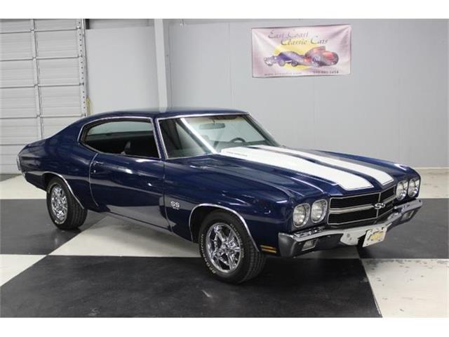 1970 Chevrolet Chevelle SS | 758882