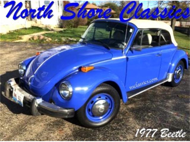 1977 Volkswagen Beetle | 758886