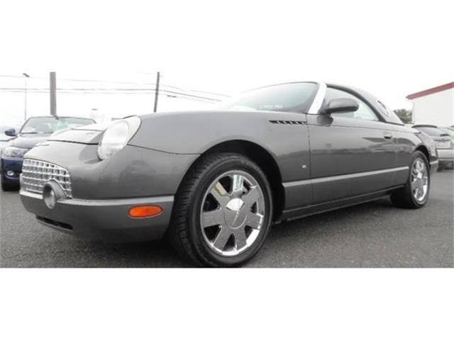2003 Ford Thunderbird | 758905
