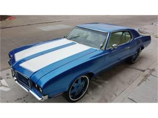 1972 Oldsmobile Cutlass | 758974