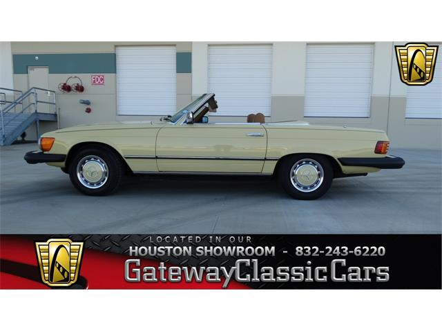 1977 Mercedes-Benz 450SL | 758984