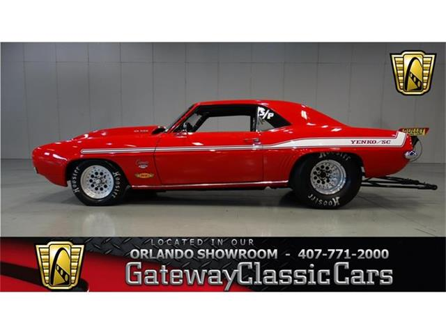 1969 Chevrolet Camaro | 758995