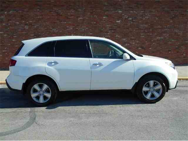 2011 Acura MDX | 759005