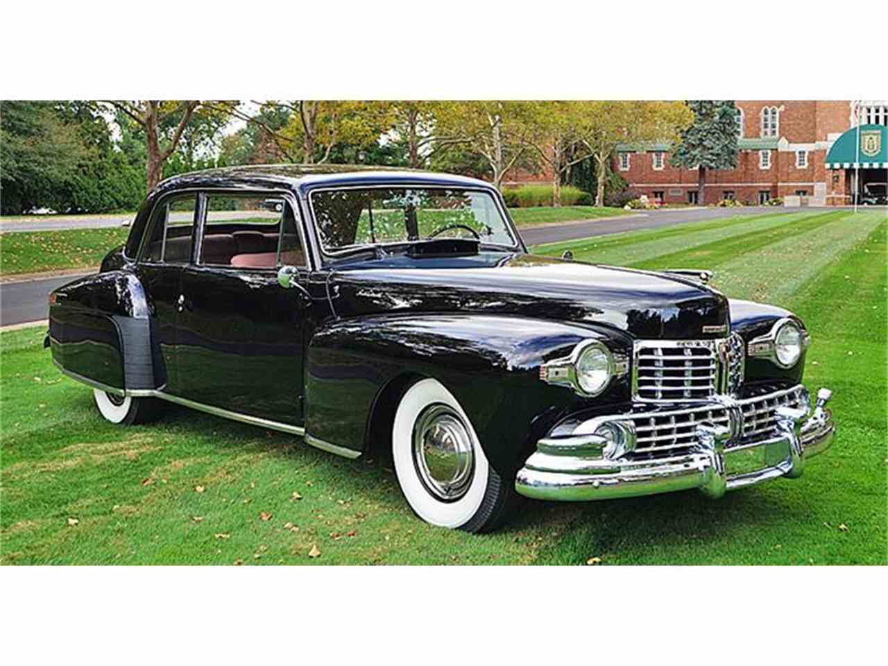 1948 lincoln continental for sale cc 759016. Black Bedroom Furniture Sets. Home Design Ideas