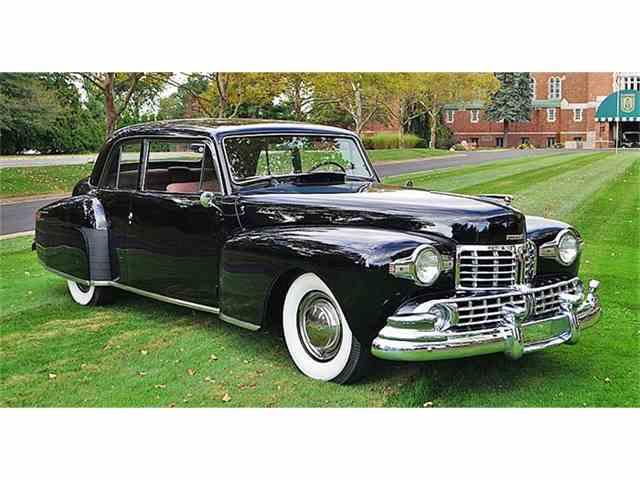 1948 Lincoln Continental   759016