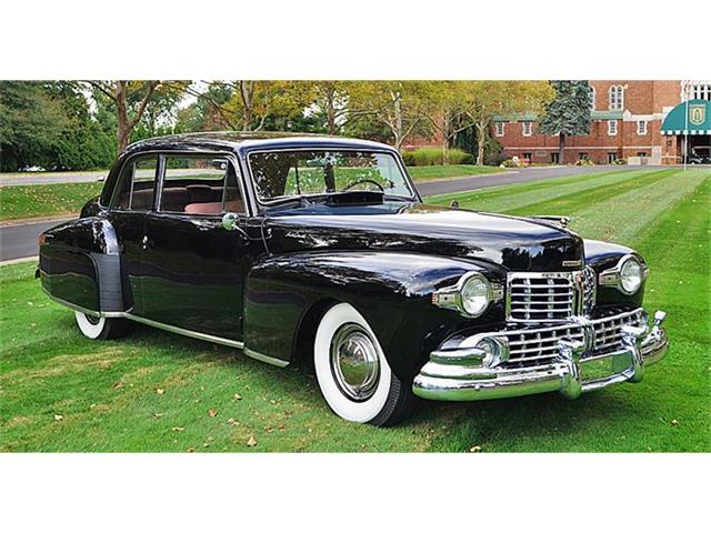 1948 Lincoln Continental | 759016