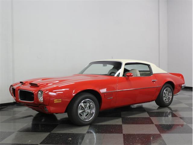 1971 Pontiac Firebird Formula | 750902