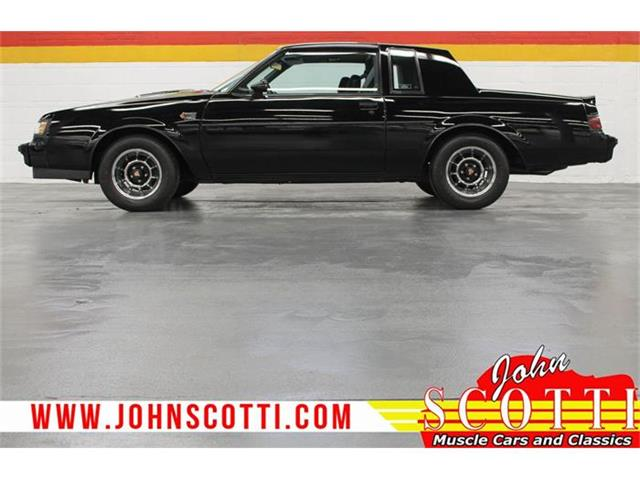1987 Buick Grand National | 759025