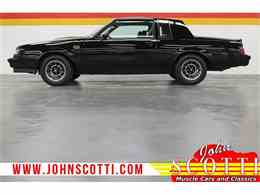 1987 Buick Grand National for Sale - CC-759025