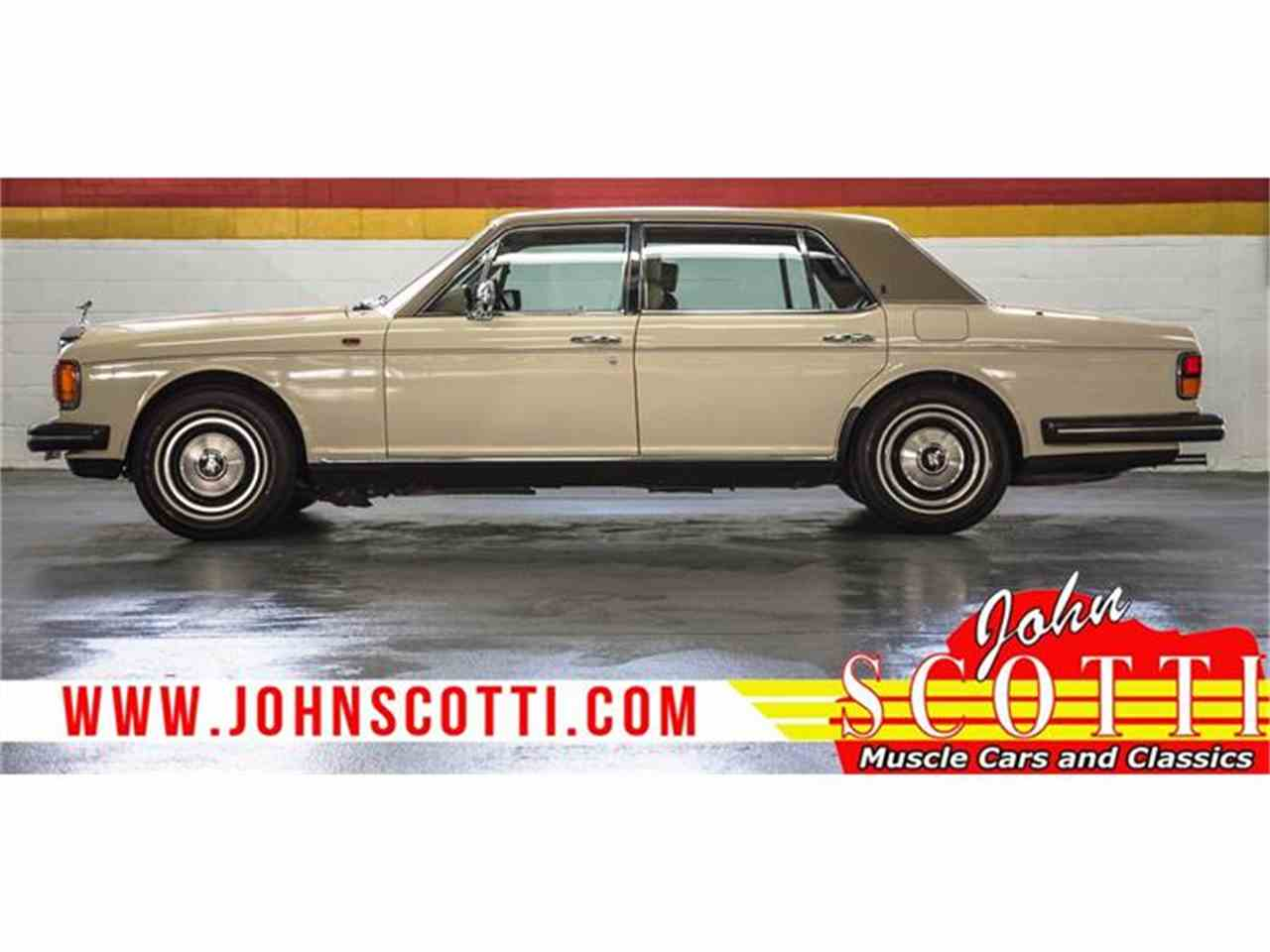 Large Picture of 1985 Rolls Royce Silver Spur Offered by John Scotti Classic Cars - G9O2