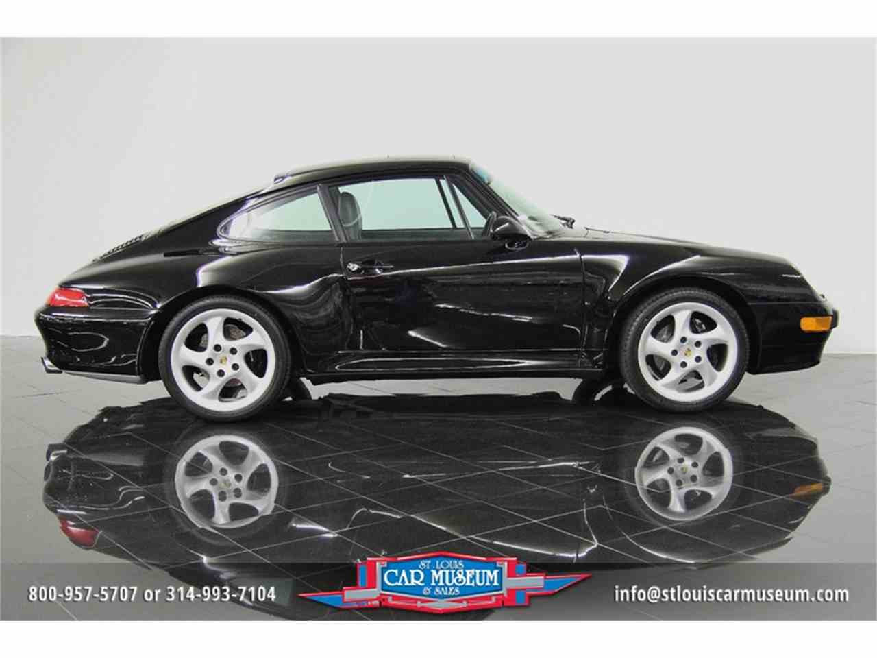 1998 porsche 911 carrera s coupe for sale cc 759057. Black Bedroom Furniture Sets. Home Design Ideas