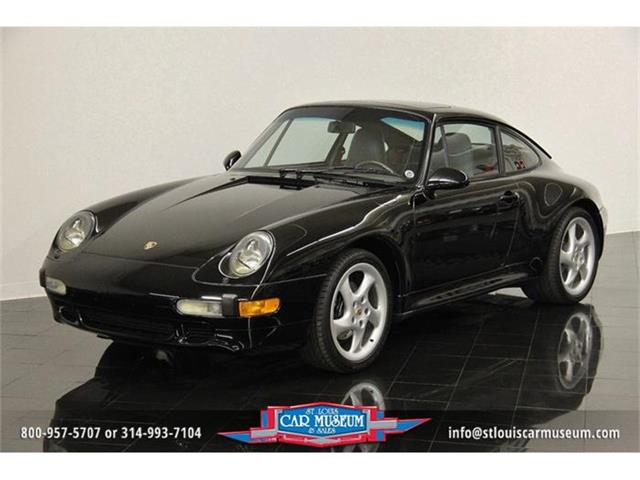 1998 Porsche 911 Carrera S Coupe | 759057