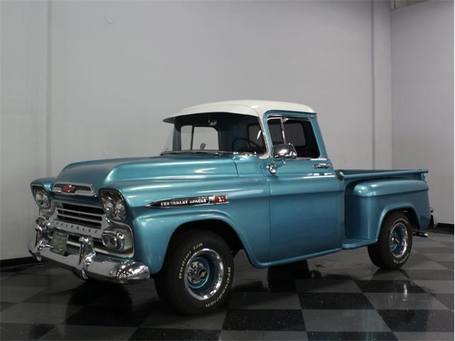 1959 Chevrolet Apache | 750906