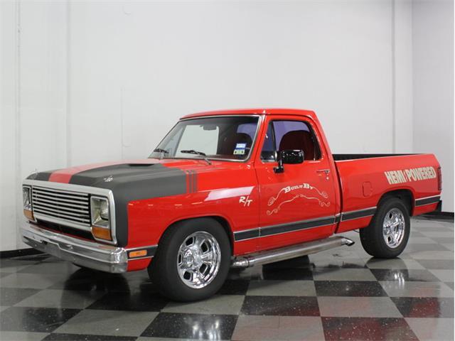 1984 Dodge Ram | 750908