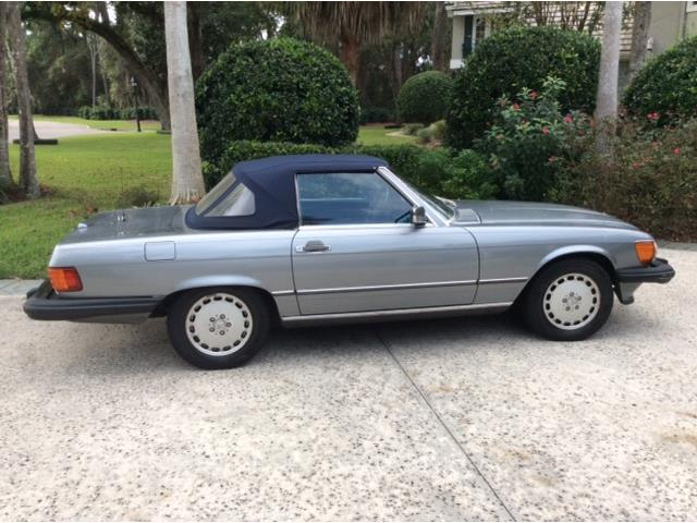 1989 Mercedes-Benz 560SL | 759083