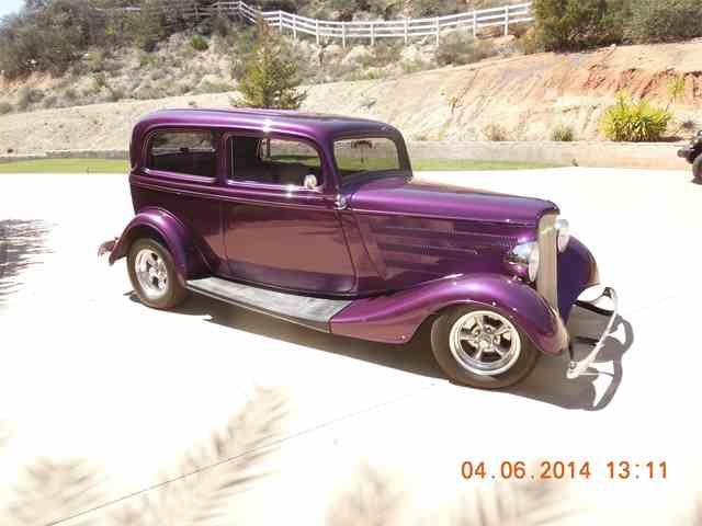 1934 Ford Tudor | 759090